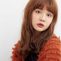 モアビューティズ・村田倫子ちゃんは、旬色&ティントで今っぽ唇をキープ! 【瞬時にイメチェン♡きれいな人が使うスタメンリップ】