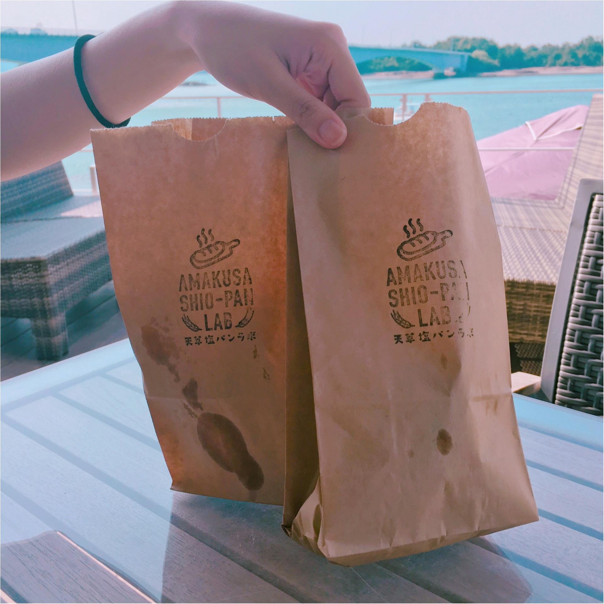 天草で大人気のスポット&絶品塩パン、教えちゃいます!【#モアチャレ 熊本の魅力発信!】_4