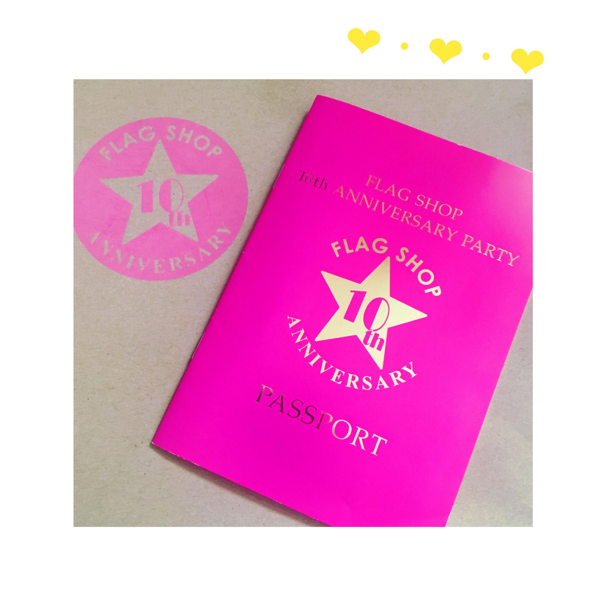 《内田理央ちゃんトークショー付き❤︎》【FLAG SHOP 10th Anniversary Party】行ってきました❤️ #happyを探す旅_1