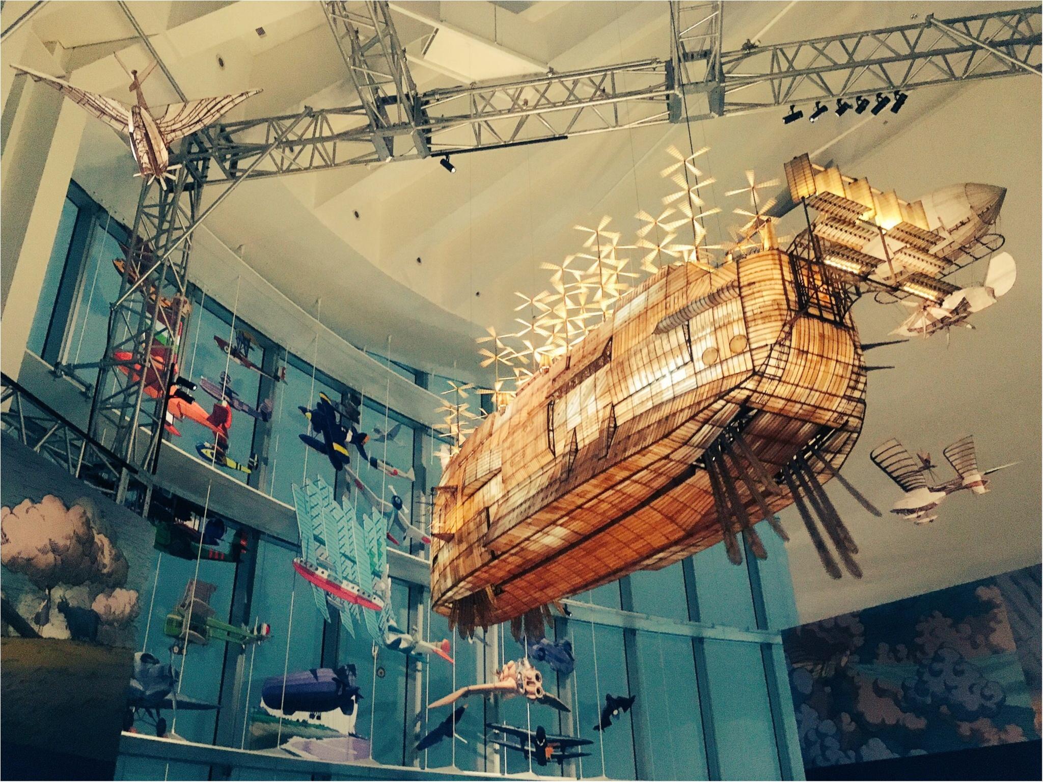 憧れのネコバスに乗ったよ♡〜ジブリ大博覧会に行ってきました〜_5