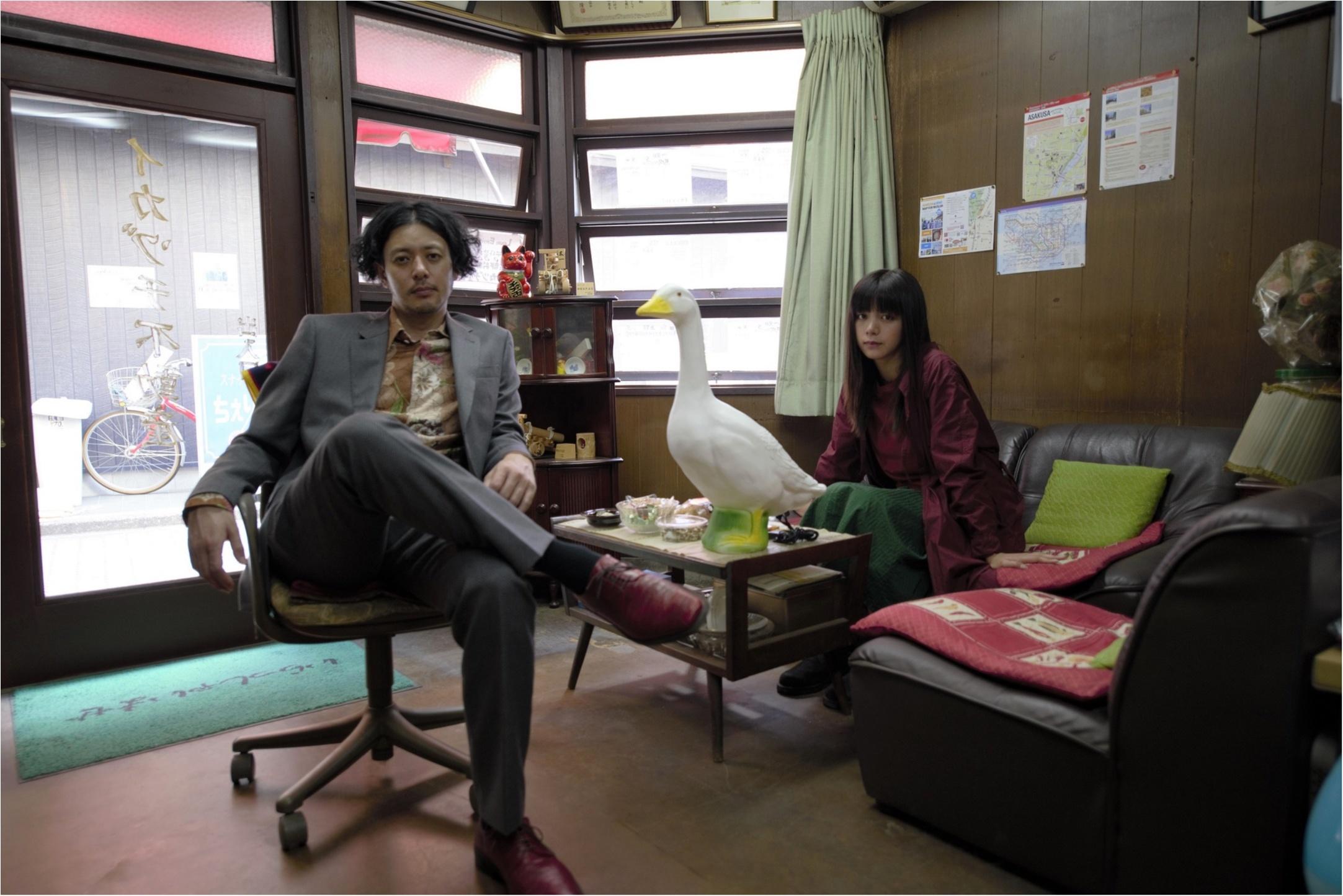 池田エライザが幽霊とルームシェア!? ワケあり物件を舞台にしたコメディ映画『ルームロンダリング』_1