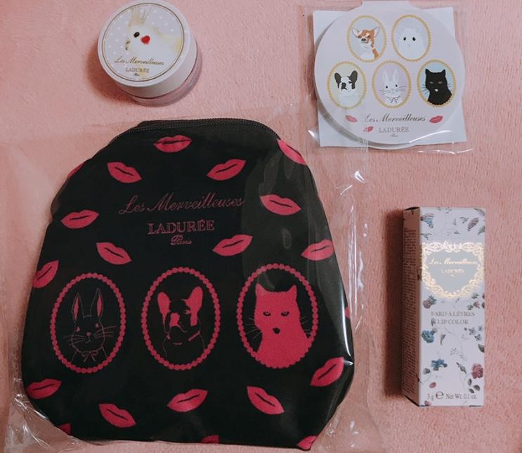 【東京】My Pink! レ・メルヴェイユーズ ラデュレ のPOPUPSHOP【表参道ヒルズ】_6