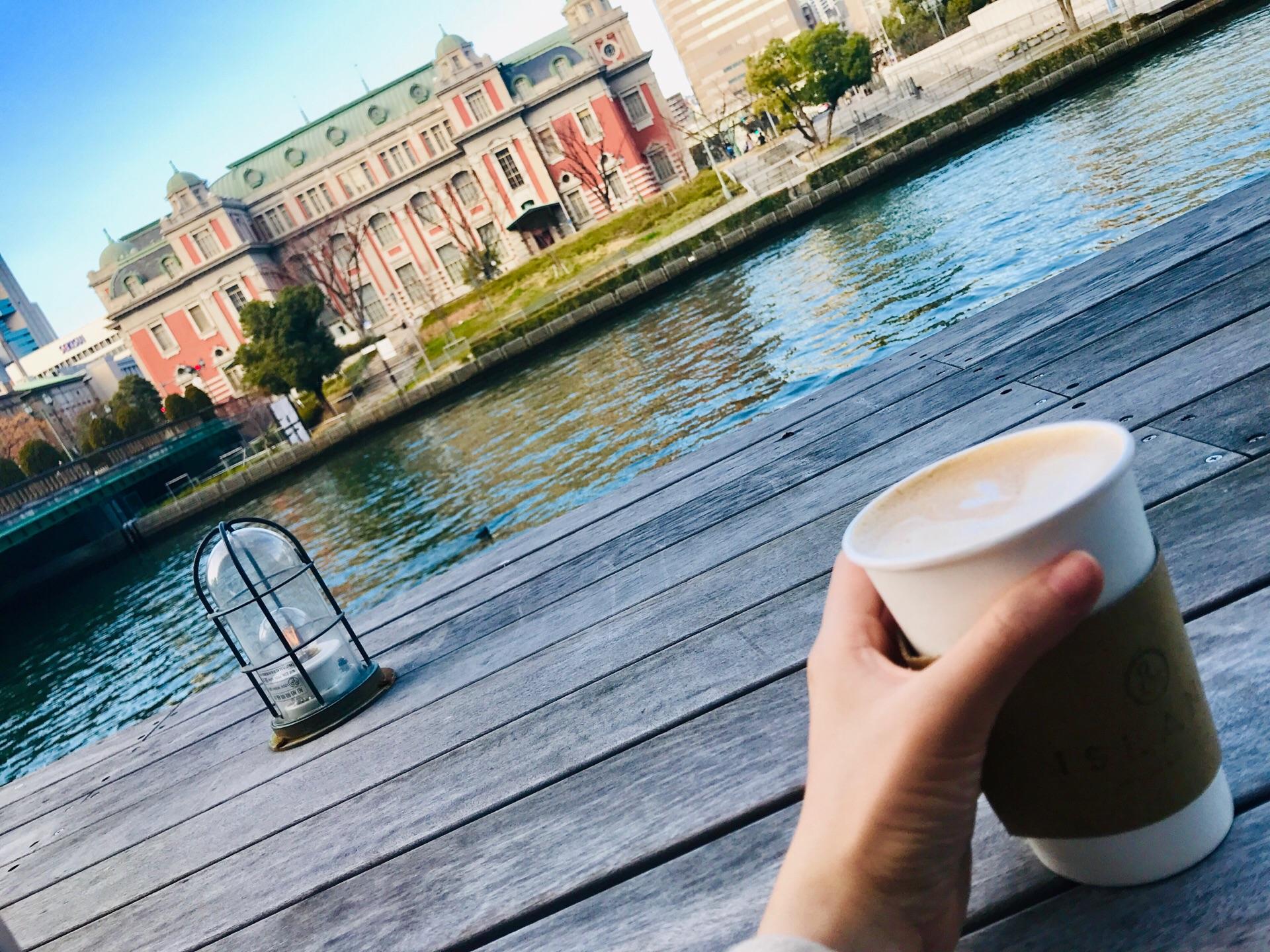 北浜 カフェ