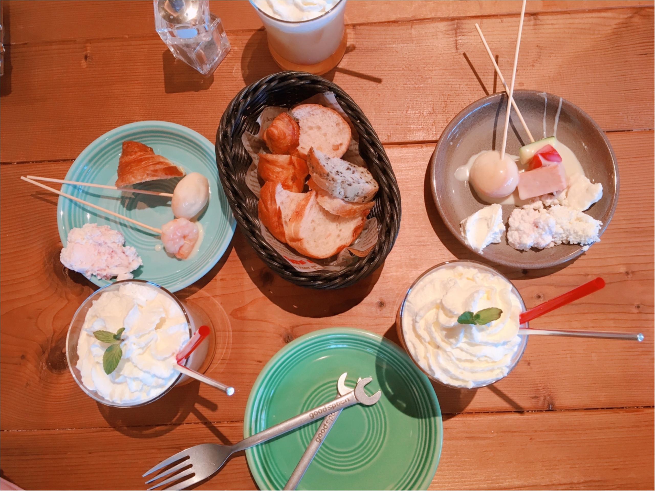《食べ放題も!》予約ができない!?横浜チーズ専門店3選_8