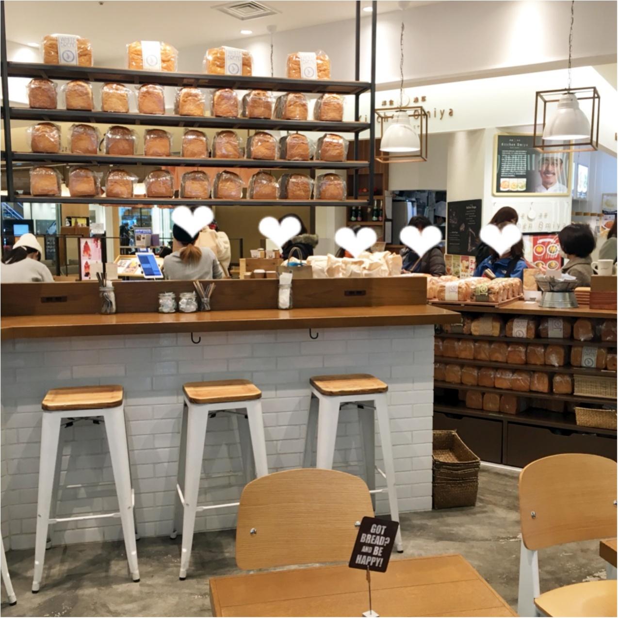 《 私のカフェめぐり♪ 》あんこ×バターの甘いハーモニー♡  Le BRESSO(レブレッソ)の至福のあんバタートースト♡♡_1