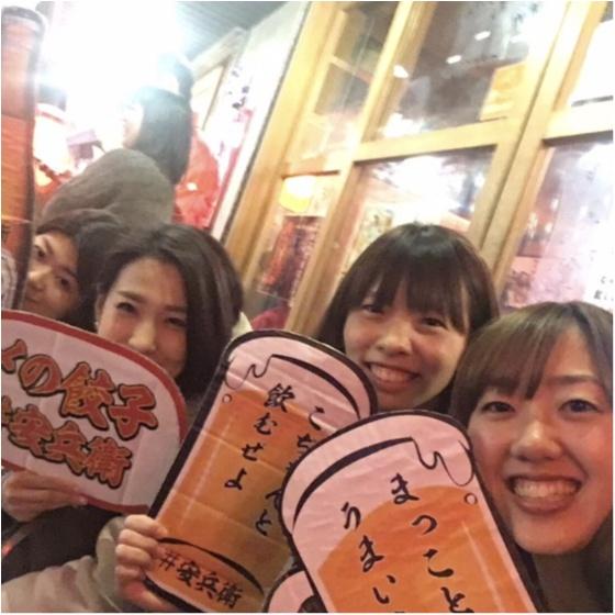 【四国旅行】高知名物、屋台餃子♡♡_6