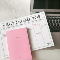 あなたはもう買った? 2018年の「手帳」私はコレにしました!