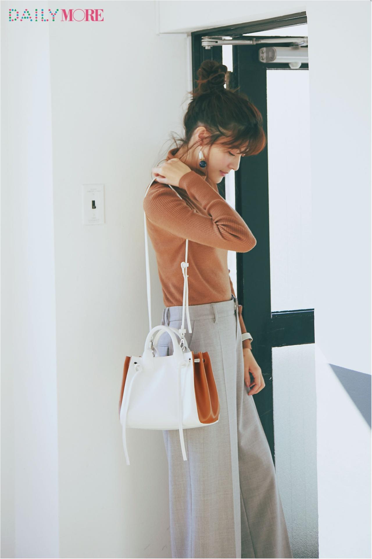 "【MORE公式通販 GETMORE!】バッグ、お財布……""春の相棒小物""コレが買い!_2"