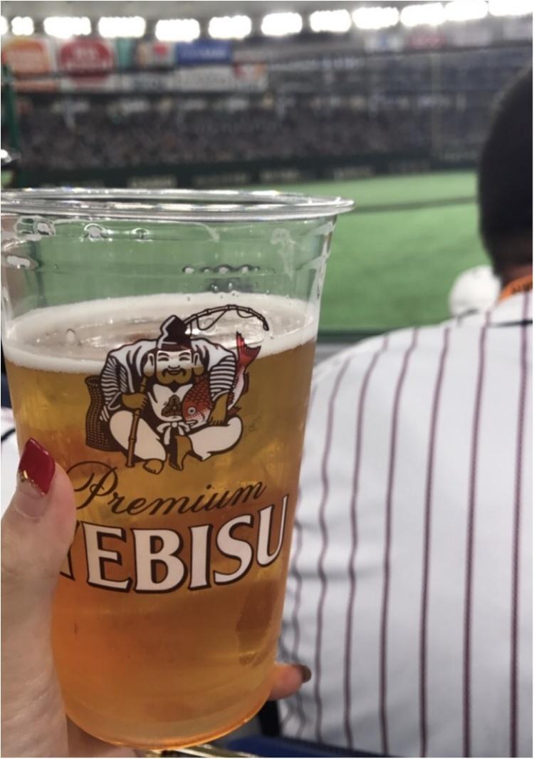 【プロ野球観戦★】いろんな球団の選手が集まる日本代表戦が面白い!私はこうやって野球観戦を楽しみます♡♡_6