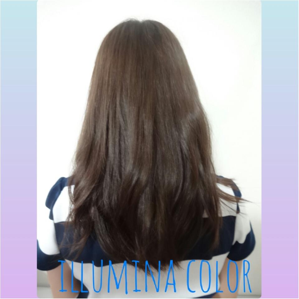New hair color&New nail♡479ぱるるん_2
