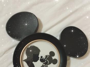 【Disneylandで世界にひとつだけのお土産を】写真とはまた違う記念に!シルエットスタジオほっんとにおすすめです!