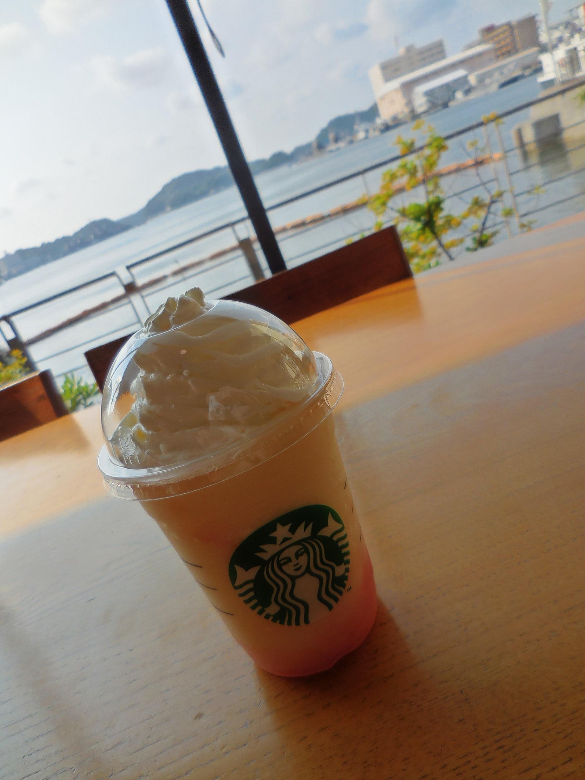 結婚式前日は横須賀のお気に入りスタバでのんびり_5