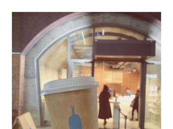 #21【#cafestagram】❤️:《東京•秋葉原》にBLUE BOTTLE COFFEE初のテイクアウト専門店がオープン☝︎❤︎