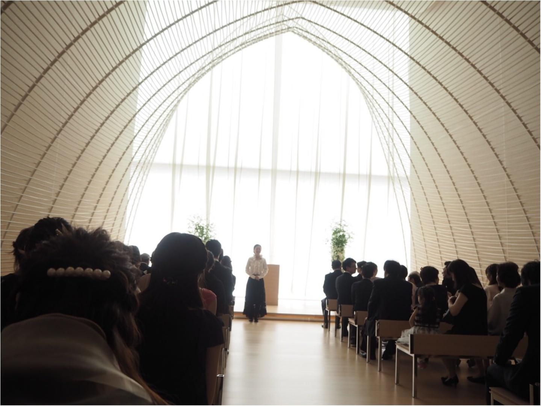 【Happy wedding❤︎】モアハピ部同期の結婚式にみんなで参加してきました!!挙式から二次会まで写真たっぷりでレポートします♡_1