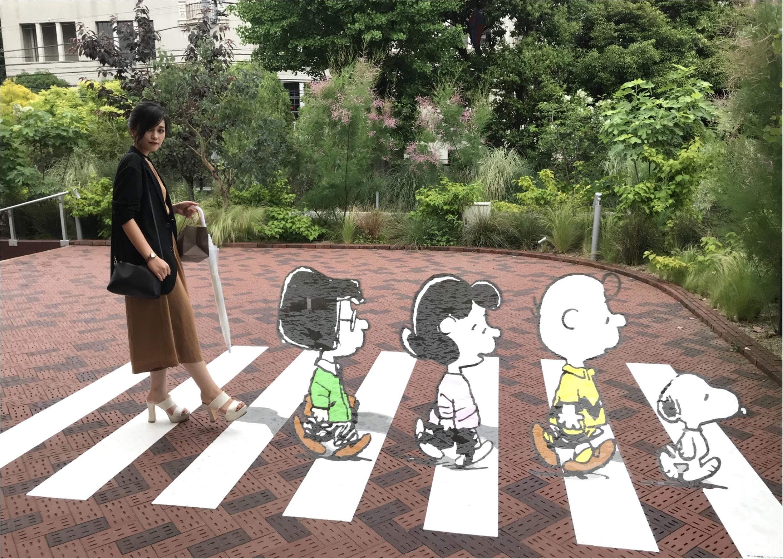 """【六本木】雨の日のお出かけ展覧会"""" SNOOPY MUSEUM TOKYO """"いよいよ最終回_2"""