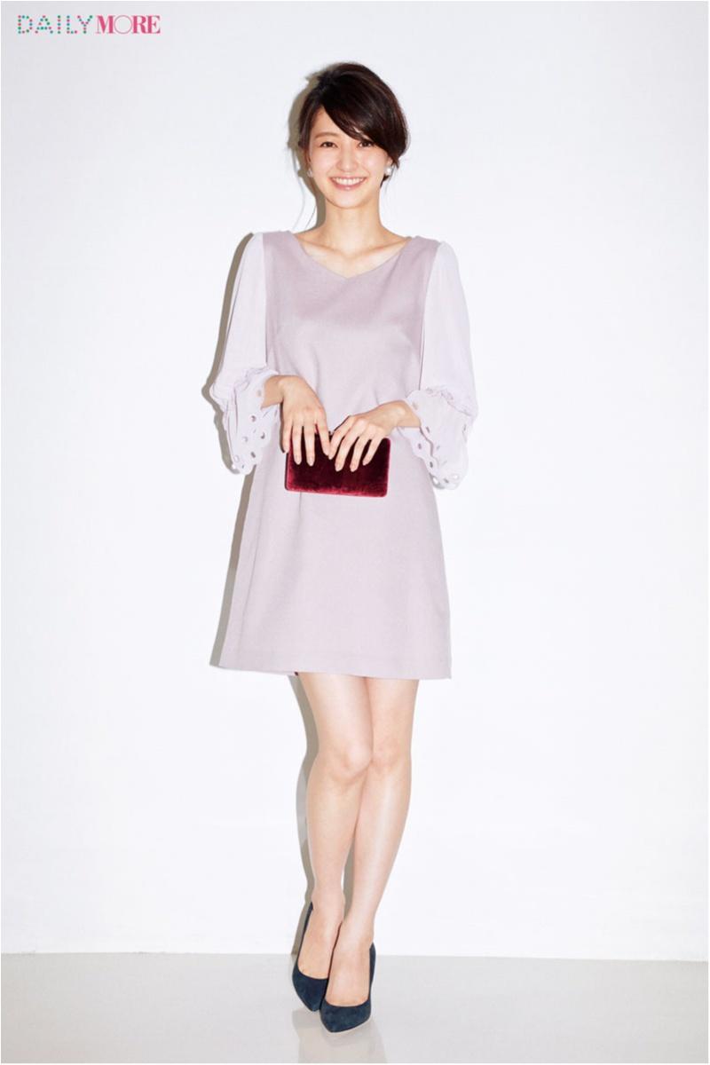 【結婚式・2次会】頼りになる定番カラーのドレス×簡単アップデートテクを伝授!_1_4