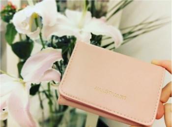 売れ切れる前に急いで♡MORE11号の付録『JILL STUART 三つ折り財布』が可愛くて優秀!