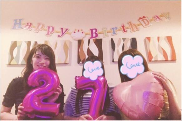《これから誕生日会をする人必見!》飾り付けに欠かせない数字バルーンが100円ショップで手に入る♡_2