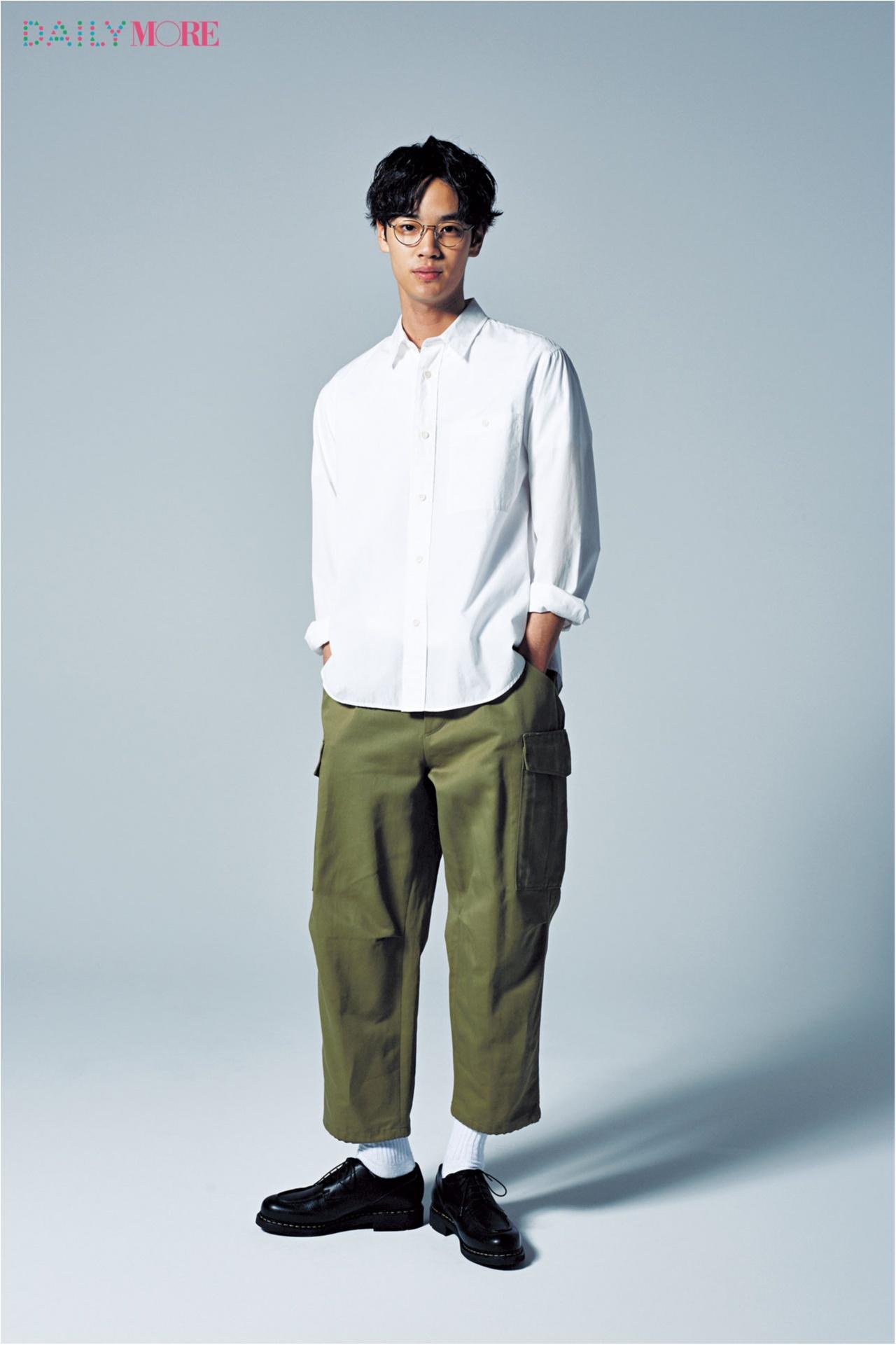 【彼のファッションにお困りのあなた!】モア世代男子にふさわしい「シンプルだけどこなれてる」コーデをメンズスタイリストが伝授します☆_2_1