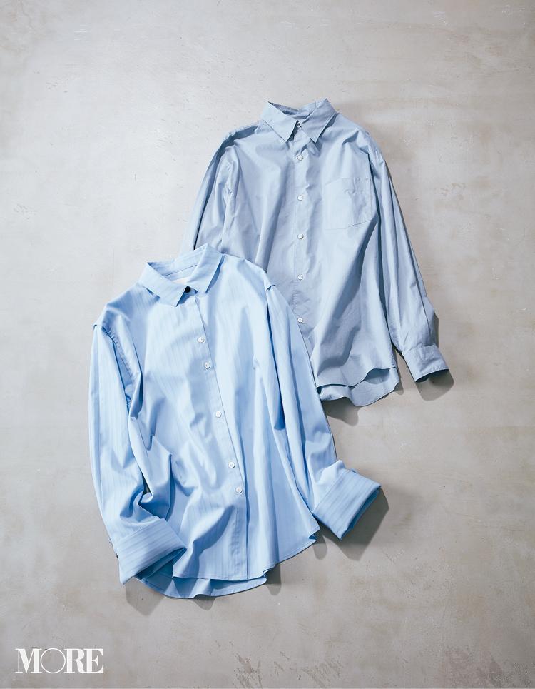 この春の「きれいめカジュアル」のために更新したい2つのアイテム。答えはシャツとスウェット! 記事Photo Gallery_1_4