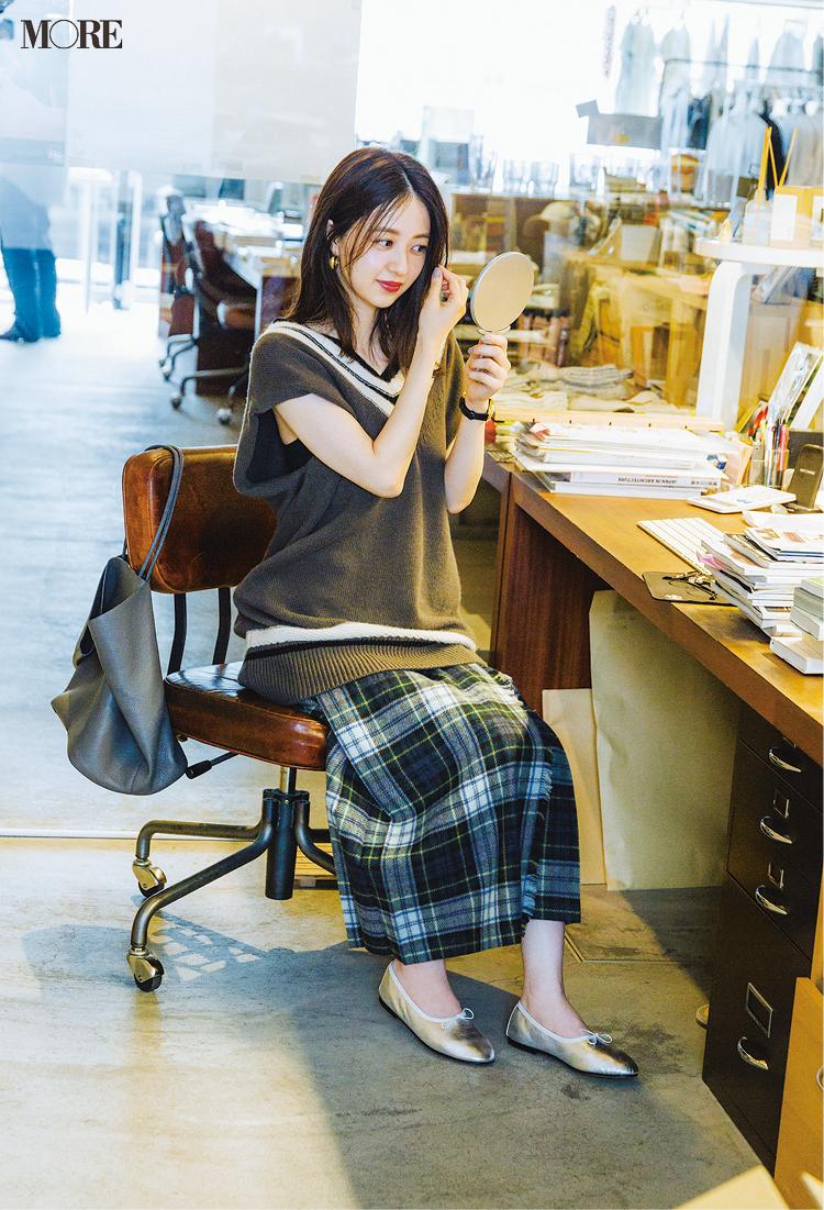 着映えするスカート5枚でどんなシーンもおしゃれに、楽に、ハッピーに☆_9