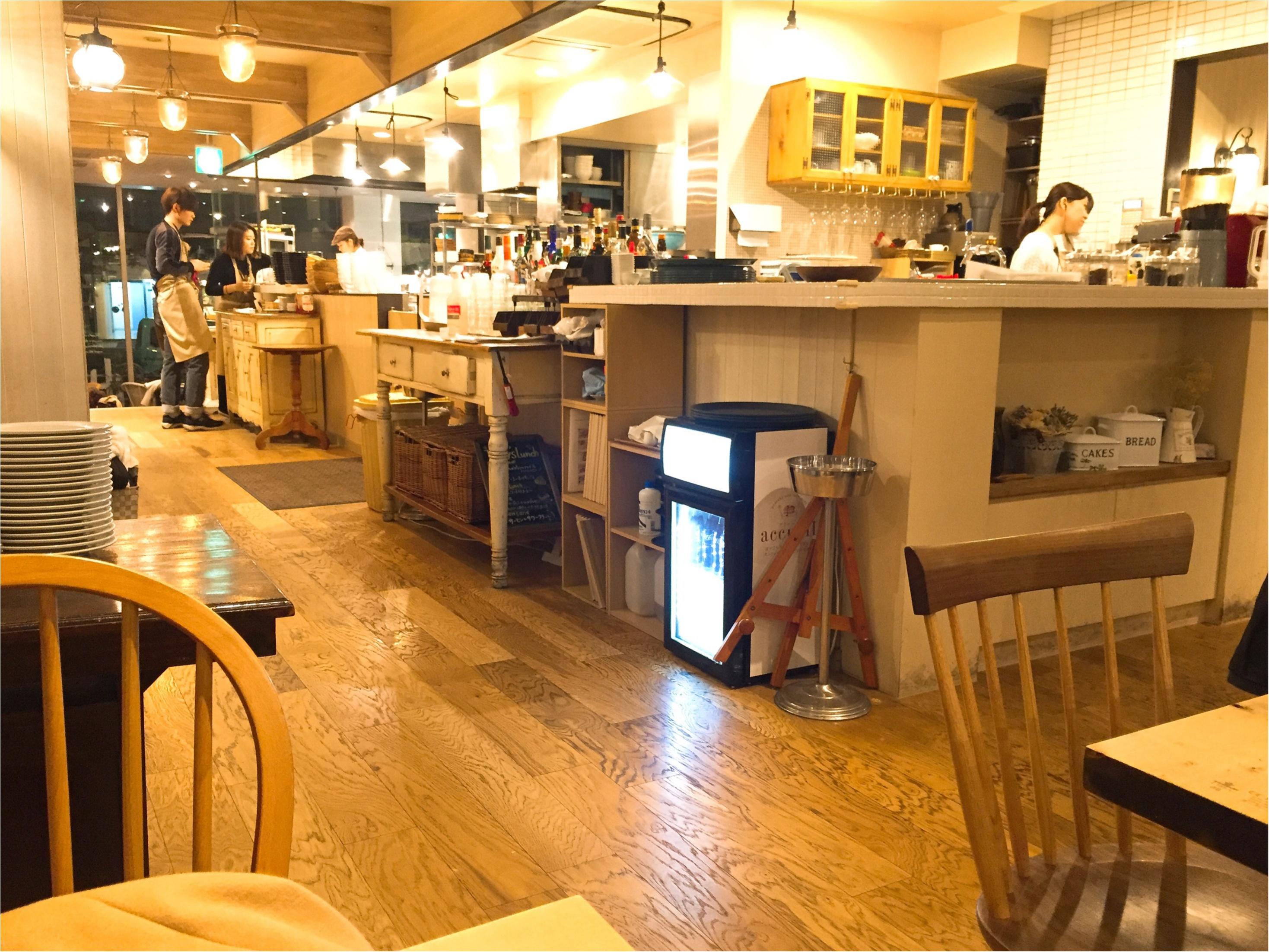 【パンケーキ】アクイーユの今月人気「和栗のモンブランパンケーキ」を堪能♡待ち時間ゼロの時間帯は?_2