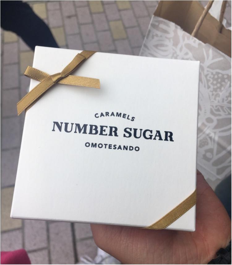 【プチギフト】ホワイトデーのお返しにバラを一輪♡ 話題の手づくりキャラメル専門店『NUMBER SUGAR』がプチギフトにぴったりなんです♡♡_5