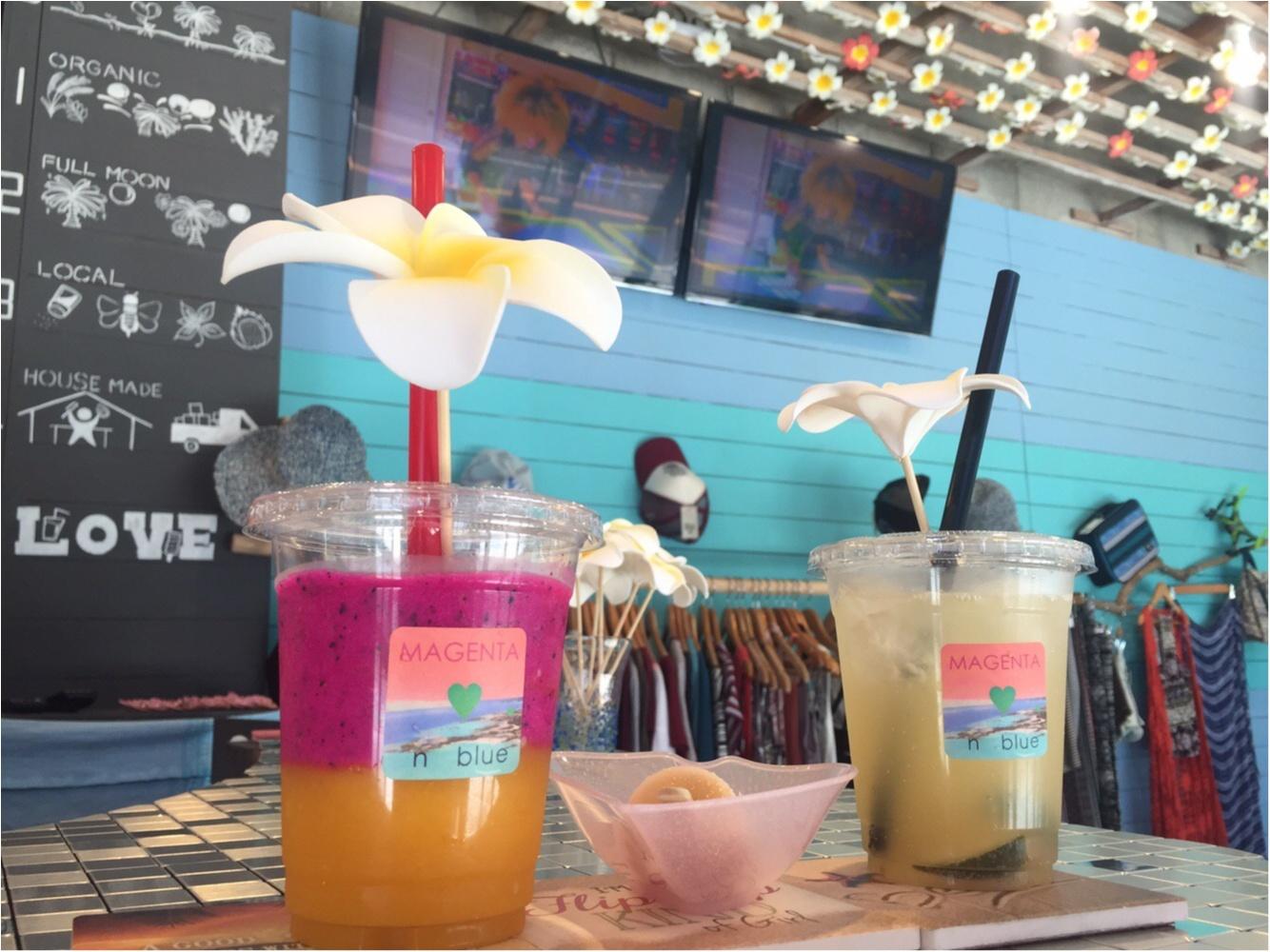 【TRIP】ほんとうは教えたくない!超フォトジェニック♡沖縄で1番すきなカフェ♡ MAGENTA n blue ♡_9