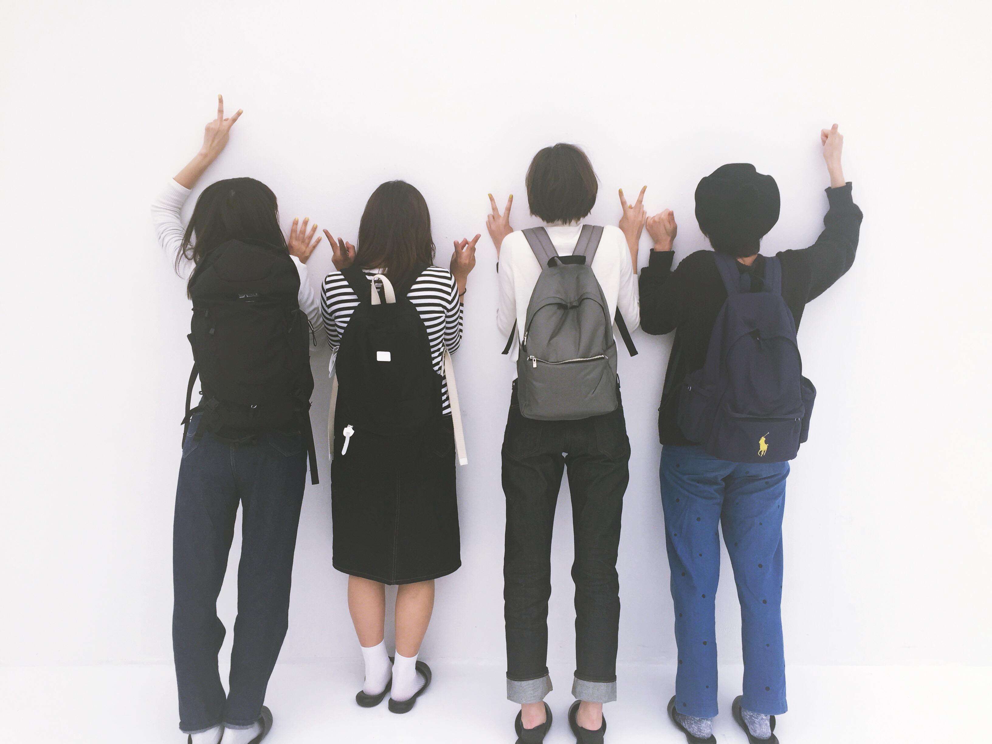 【コレ買っちゃいました!】スタッフの相棒リュックご紹介!(前編)_1