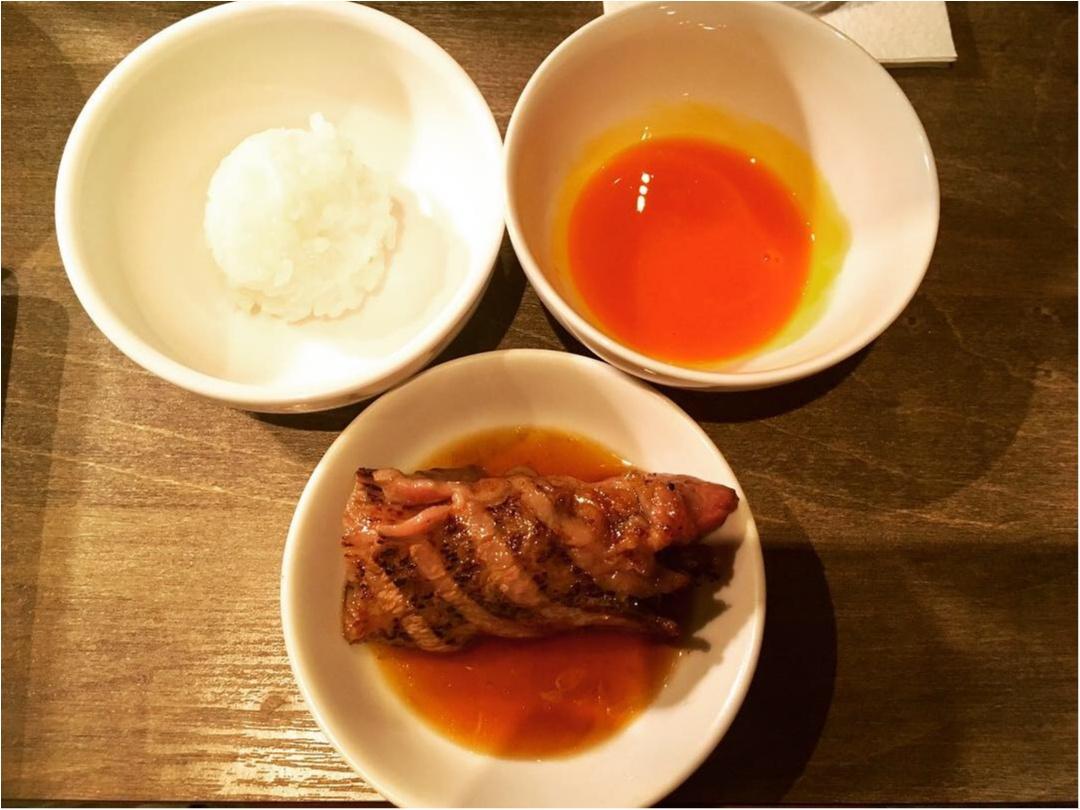 【初、焼肉名店】肉×たまご×ごはん。って最高!_4