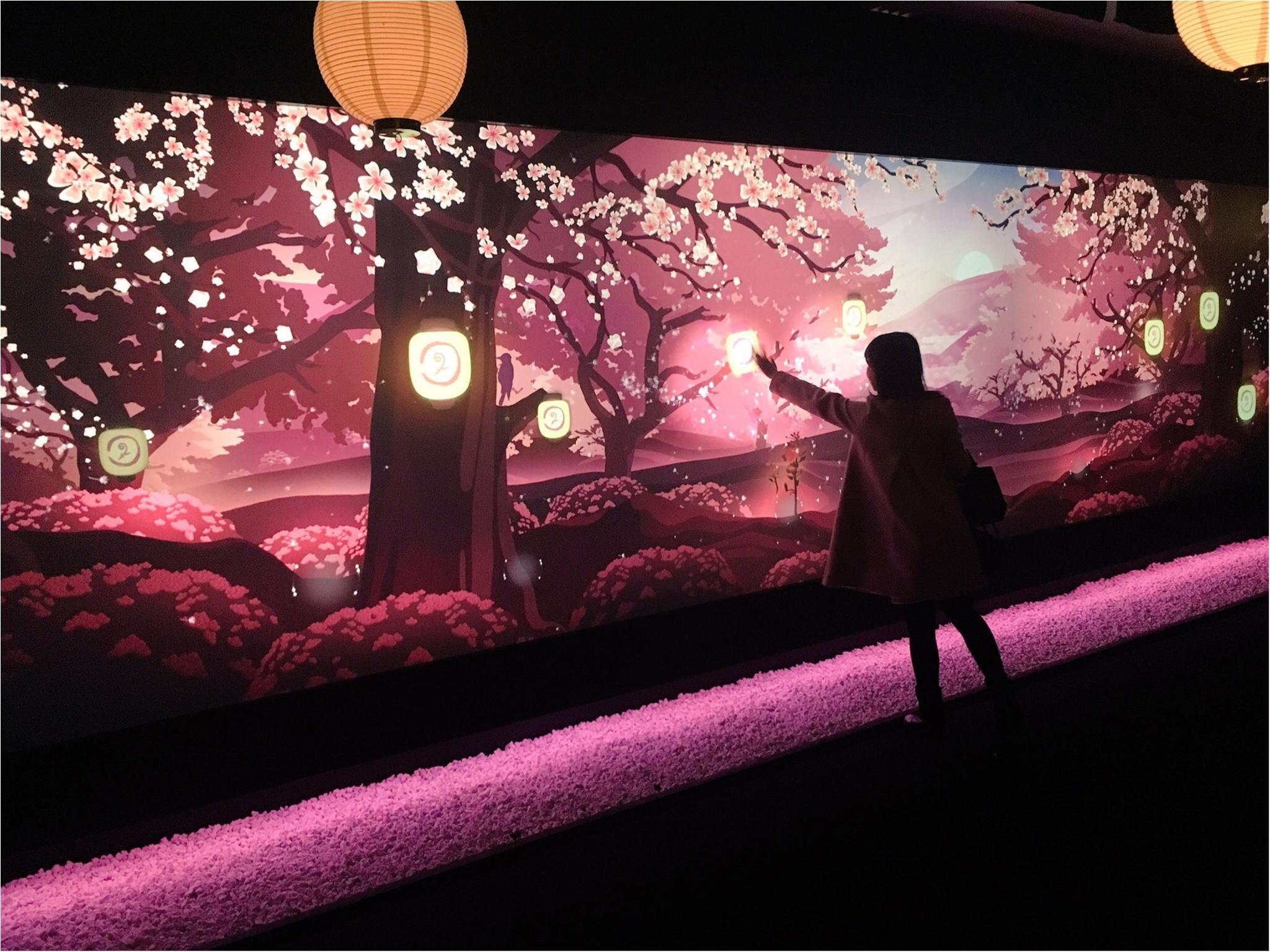 最新デジタルアートが織りなす『和食』の世界にうっとり…♡『食神さまの不思議なレストラン』に行ってきました!_1