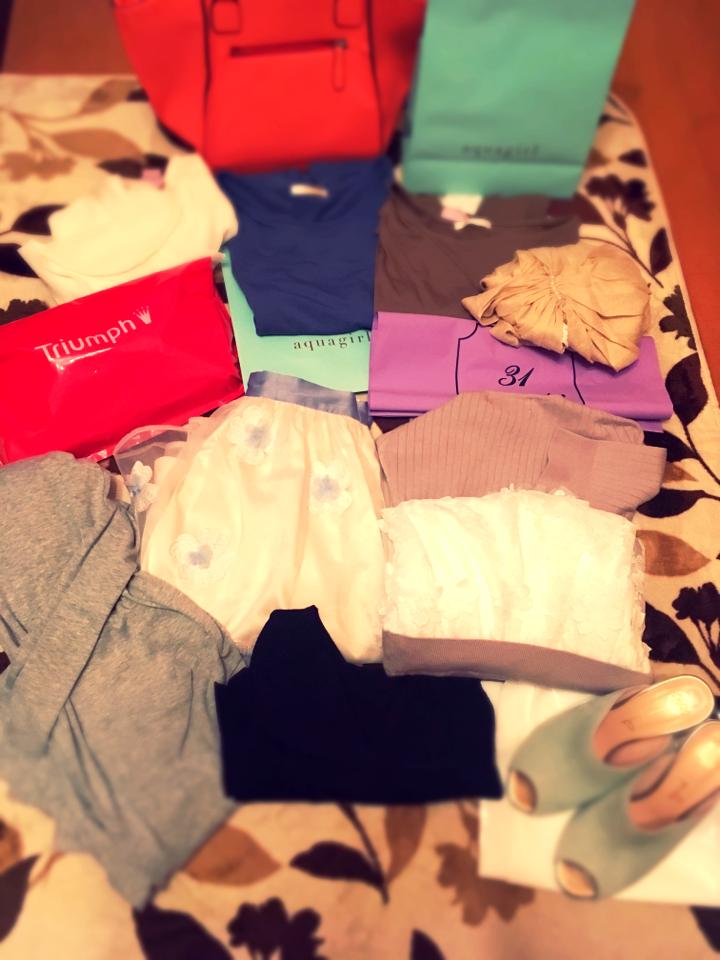 かわいすぎる【31Sons de mode】のスカートに一目惚れ♡_1