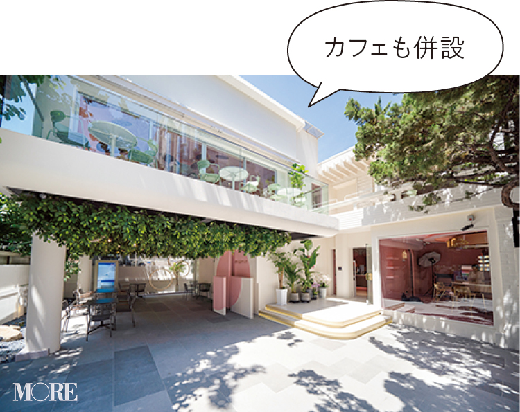 韓国旅行で絶対訪れたい最旬ビューティアドレス8選♪ 美術館のような『Huxley』、カフェ併設の『ミュリ』など、映えて楽しい体験型ショップ_13