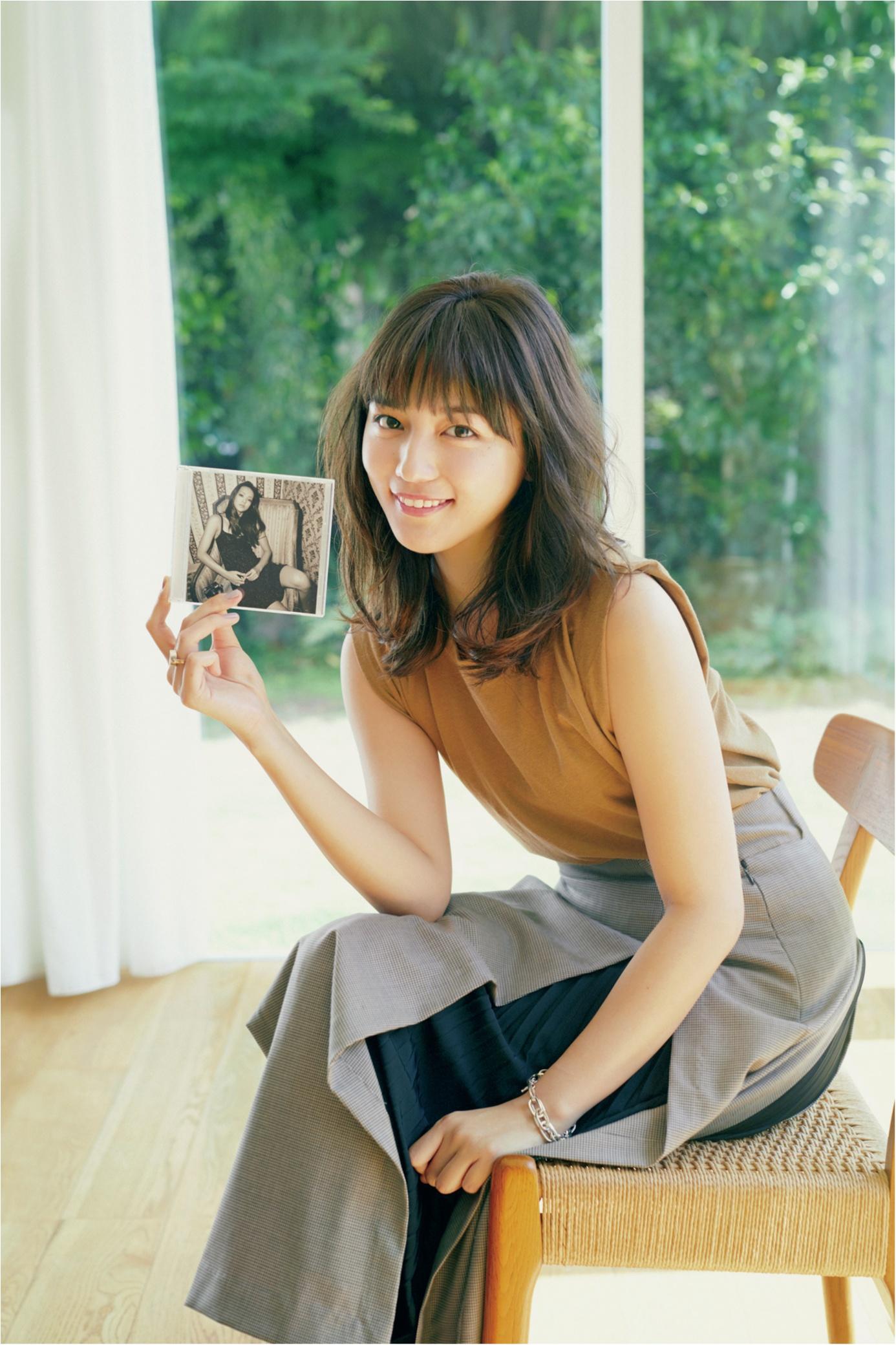 川口春奈さんの【私と安室奈美恵~この一曲、この瞬間~】「私にとって偉人のような方です」_1