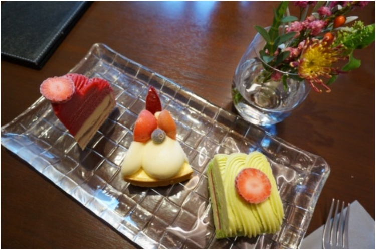 冬でも食べたい!【表参道・glaciel-グラッシェル-】可愛くて絶品なアイス〇〇〇❤️_3