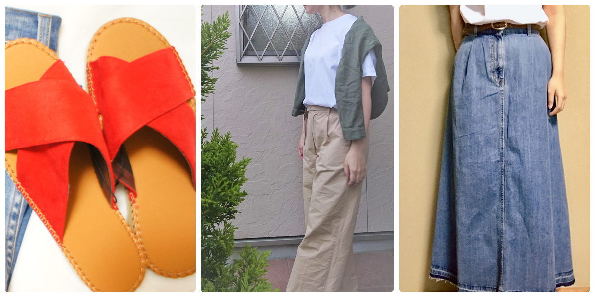 f95e70ad1796f プチプラブランド特集 - 2019年夏に、20代女子が実際に買ったものは? | ファッション(コーディネート・20代) | DAILY MORE