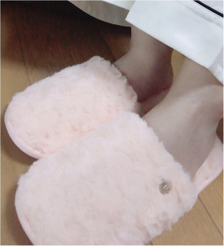 【GU】ふわふわもこもこの《ルームシューズ》が可愛いすぎる♡♡なんと「990円」で購入できちゃいます!!_3