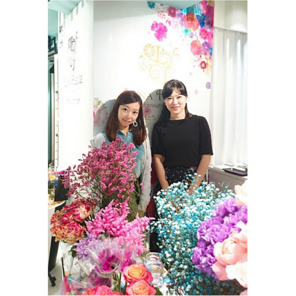 """《母の日にもぴったり♡》花を着る""""花衣""""のルナフルージュでお気に入りアクセを見つけて♡_10"""