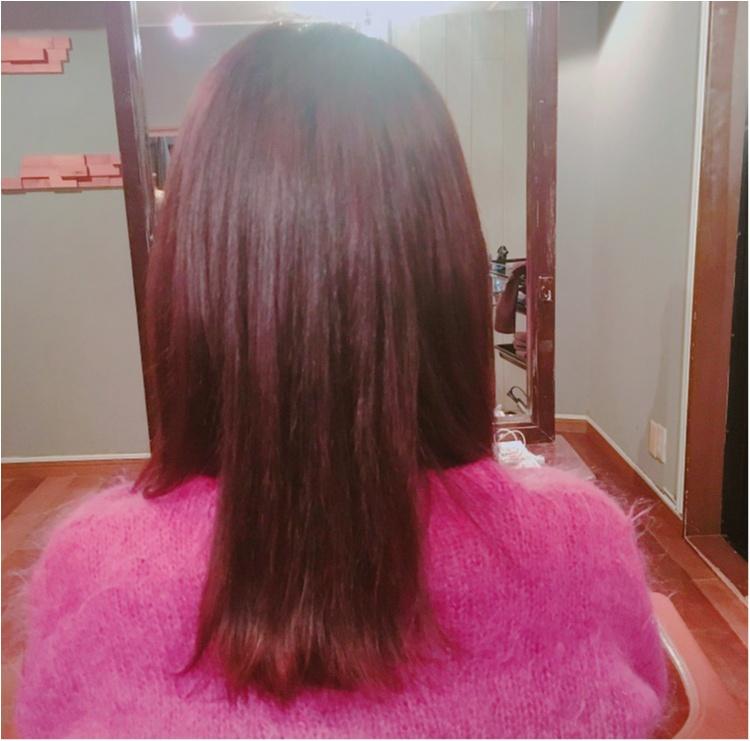 """《髪の広がりよ、もうさようなら♡》自然な仕上がりがウリの""""コスメクリーム""""で夢のストレートヘアをゲットせよ♡_3"""