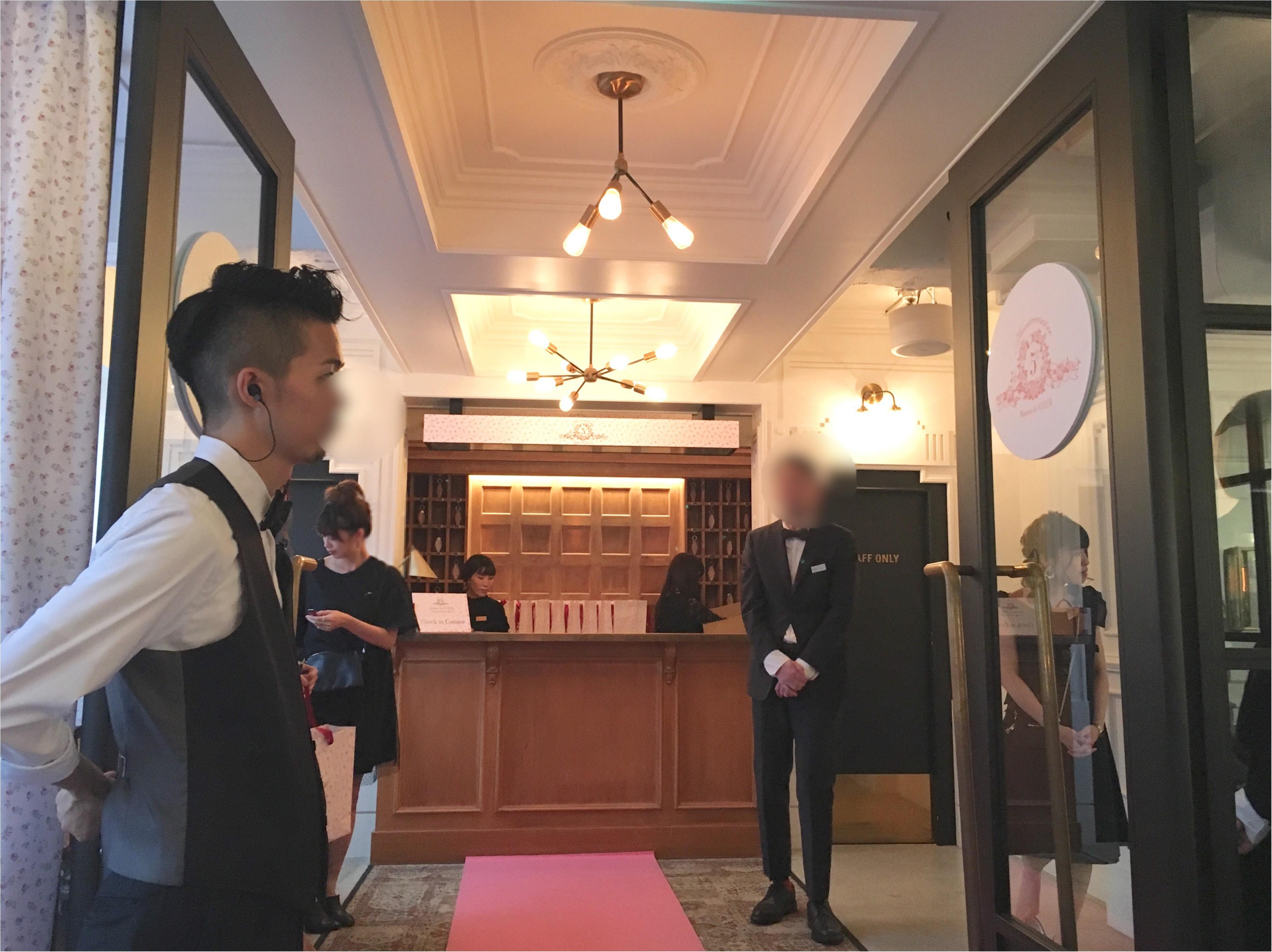 "《Maison de FLEUR 5th Birthday Party》""ホテル""がテーマ!メゾンドフルール5周年パーティ♡_2"