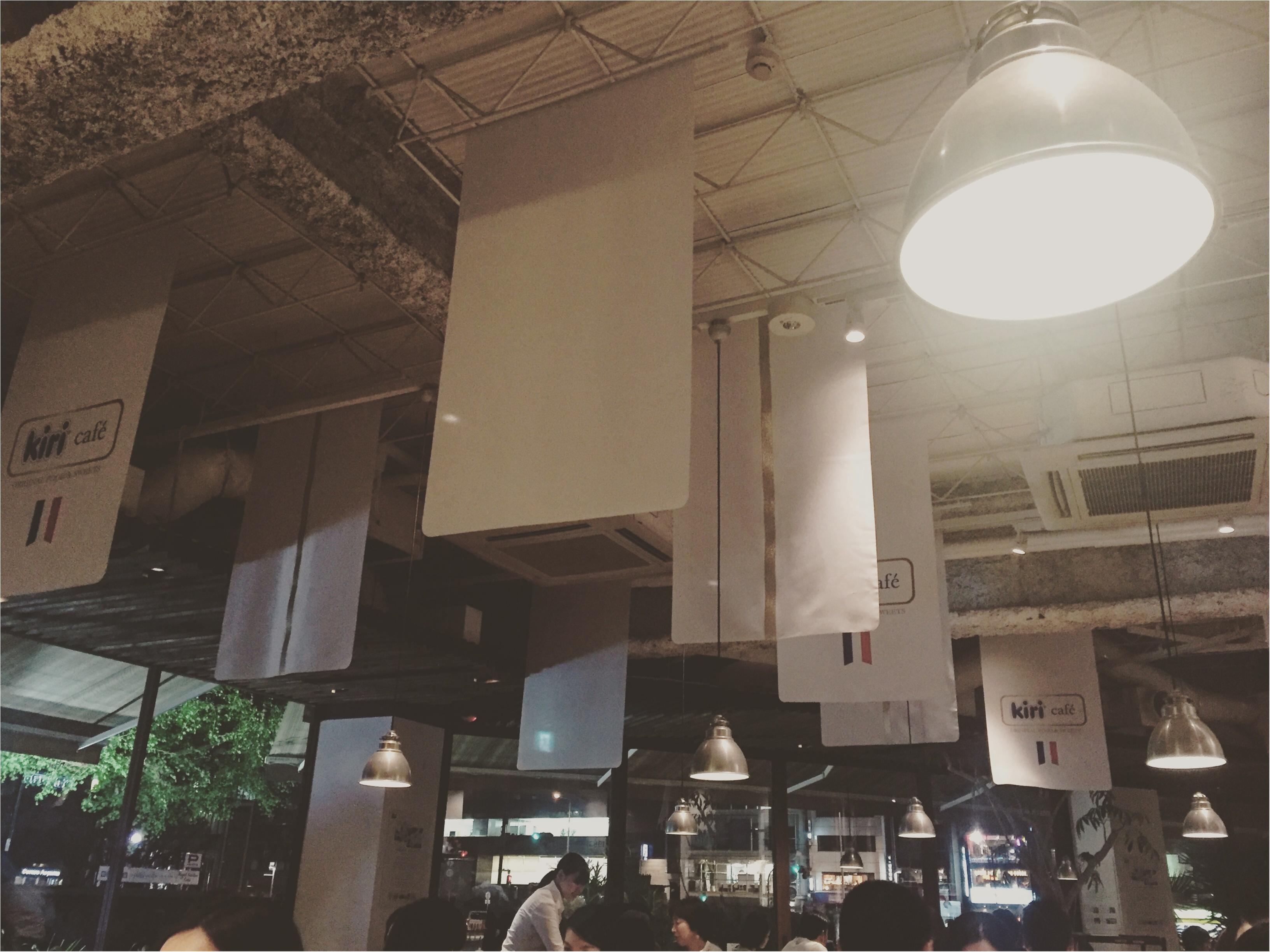 【GWお出掛けスポット】5/12まで!kiriのクリームチーズを使用したスイーツやフードが楽しめる『kiri cafe』レポ♡≪samenyan≫_3