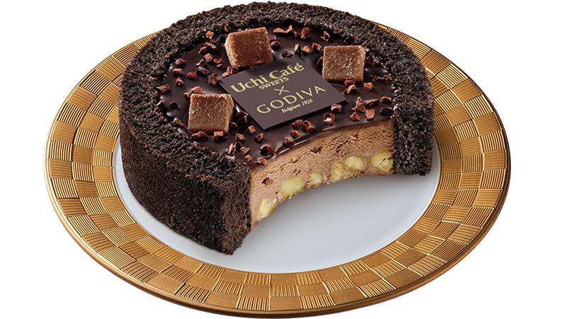 『ローソン』×『ゴディバ』の新作5品が登場! 冬のぜいたくショコラスイーツを堪能せよ_5