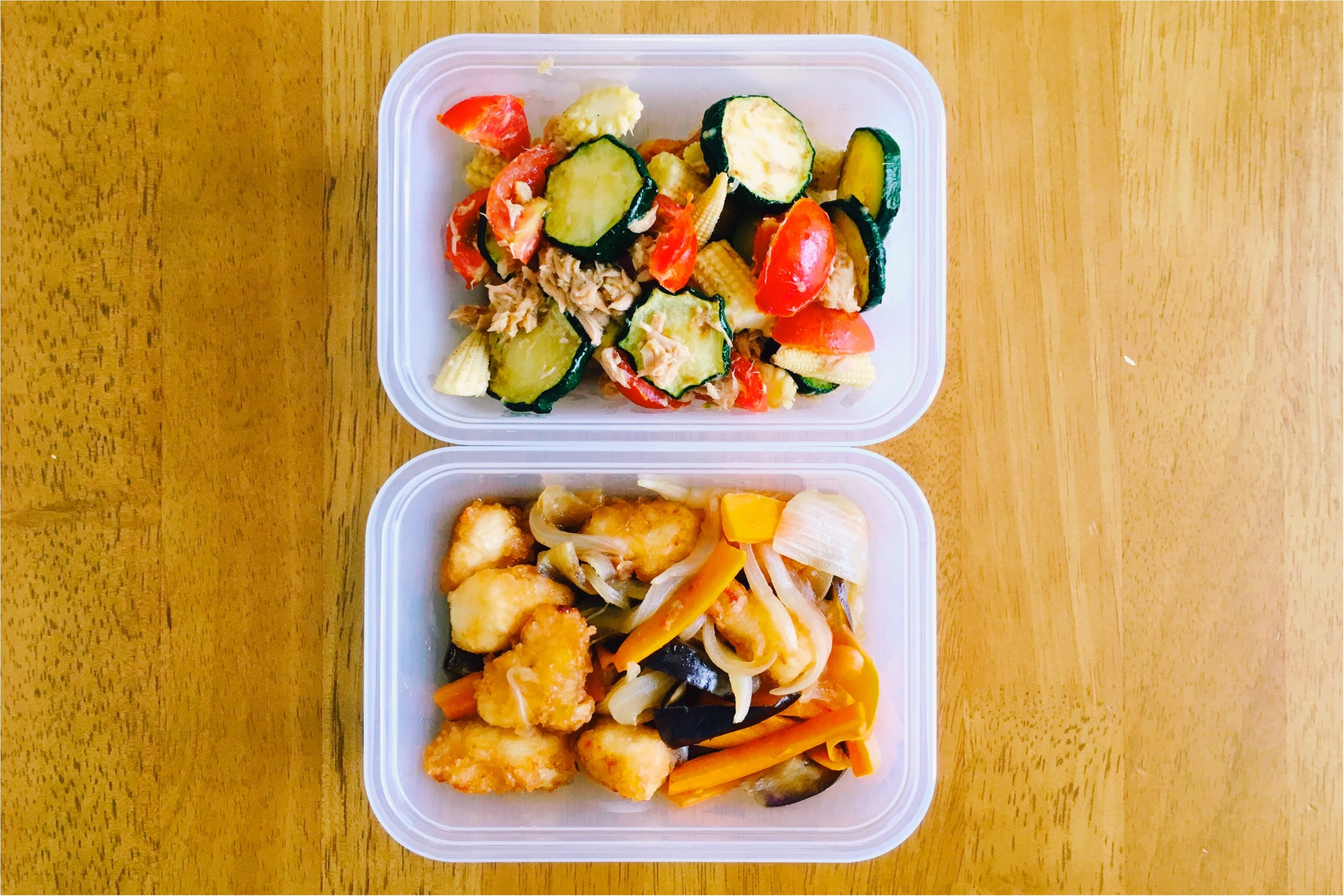 ごはんにお弁当に常備菜*今週の作りおきおかず_3