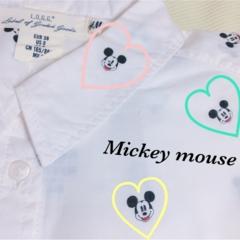 ▷【H&M】で見つけた♡さりげなくがカワイイ♡シャツコーデ