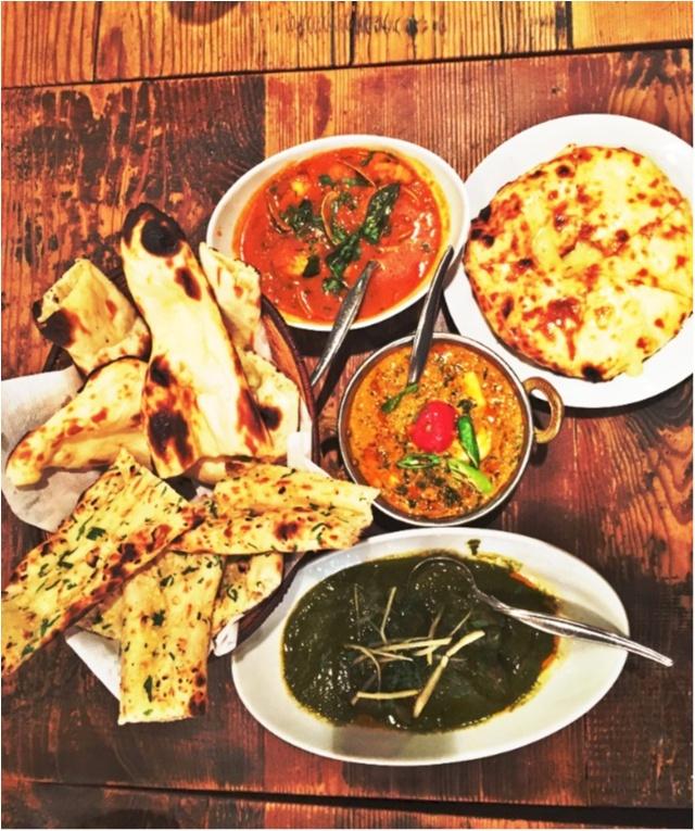 チーズクルチャ大好き!なゆずが選ぶインド料理が美味しい銀座の名店★_9