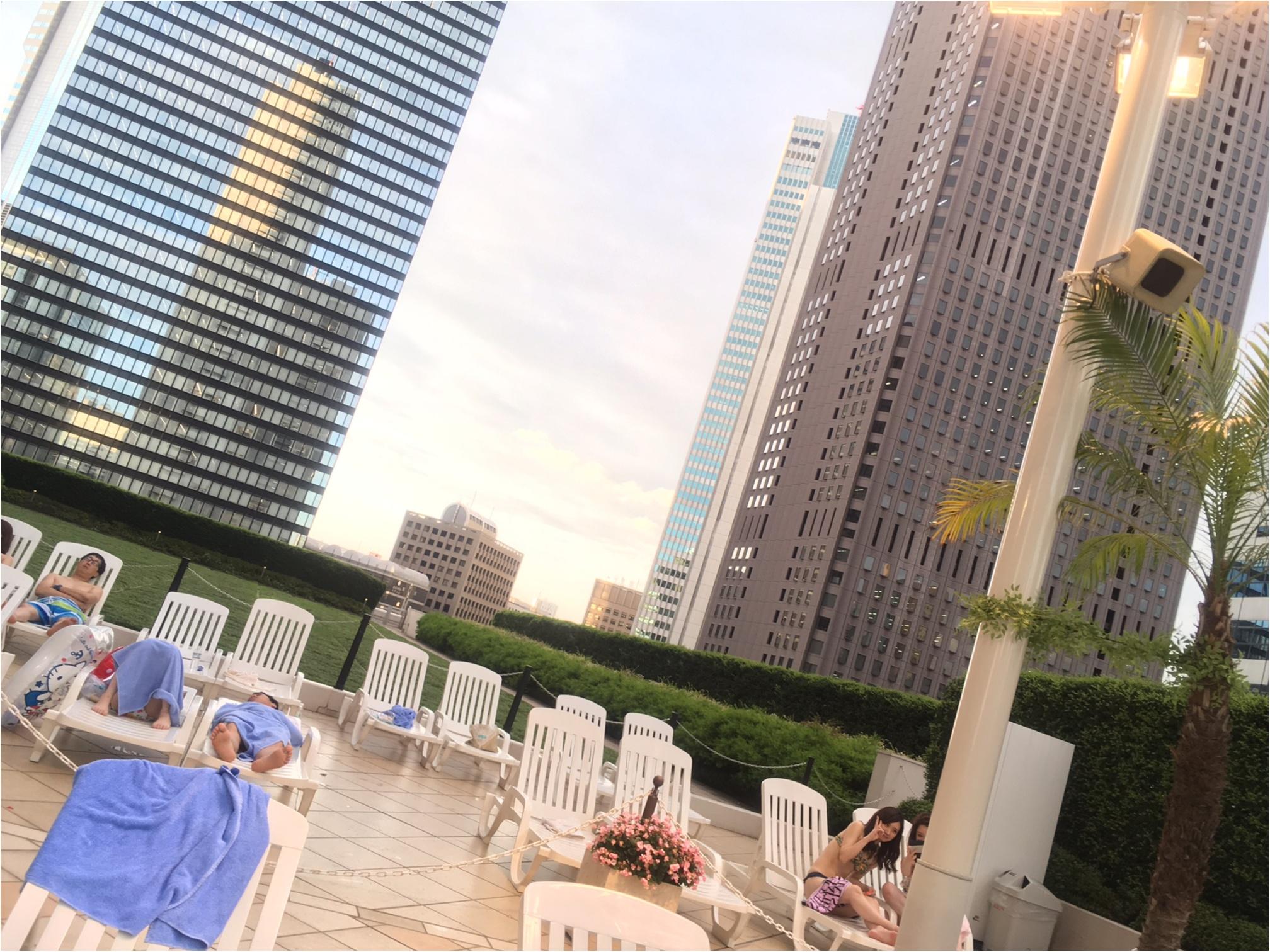 写真たくさん♡京王プラザホテルのプリンセスマーメイドプランで素敵なナイトプールタイムを♡_8