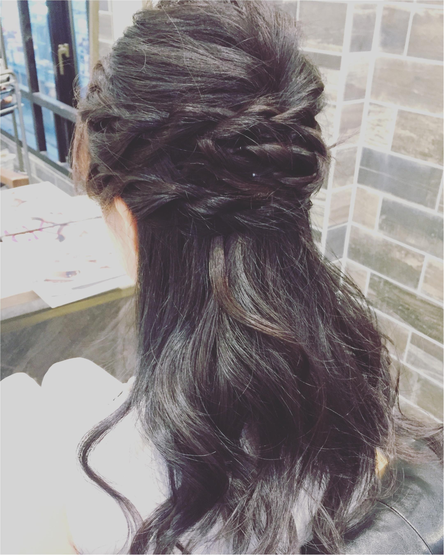 結婚式特集《髪型編》- 簡単にできるお招ばれヘアアレンジや、おすすめヘアアクセサリー_35