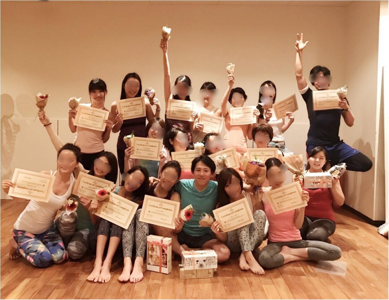 念願のヨガ資格!!【全米ヨガアライアンスRYT200時間】を修了しました✨✨_3
