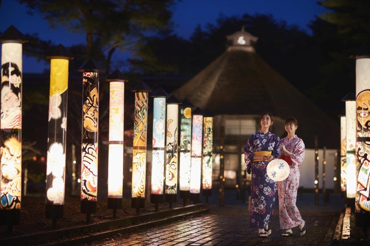 ゴールデンウィークの旅行に♡『星野リゾート 青森屋』の春イベントは、日本の伝統や庭園が堪能できて最高にロマンティック♡_4