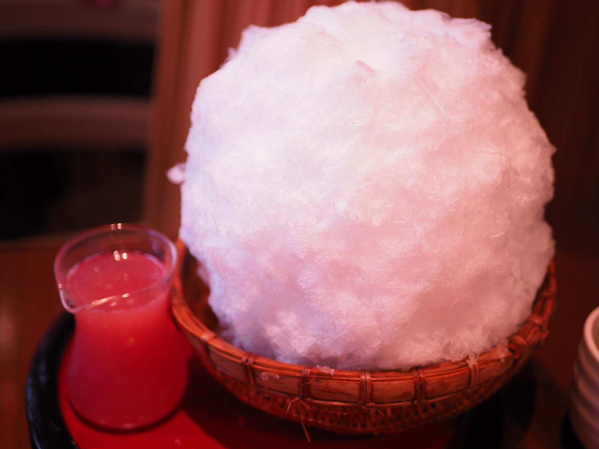 【#東京かき氷】涼しげな和かき氷♡《船橋屋広尾本店》_2